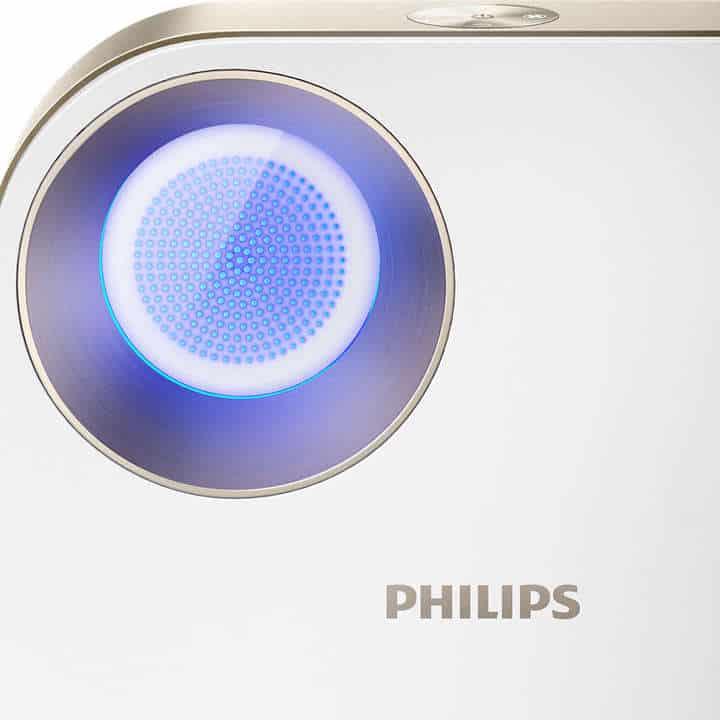 Máy lọc không khí trong nhà kháng khuẩn Philips AC4558/00 tích hợp Wifi, cảm biến chất lượng không khí 4 màu 37
