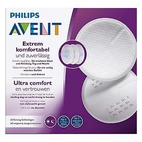 Miếng Lót Thấm Sữa Dùng 1 Lần Philips Avent SCF254.24 - (24 Miếng/ Hộp) 10
