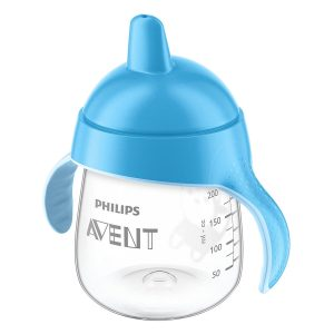 Bình Tập Uống Philips Avent Nhiều Màu SCF753/00 (260ml) 10