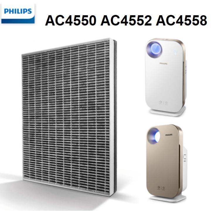 Tấm lọc, màng lọc thay thế Philips FY4152/00 dùng cho các mã AC4550, AC4552, AC4558 38