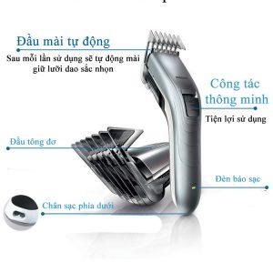 Tông đơ cắt tóc Philips QC5130 9