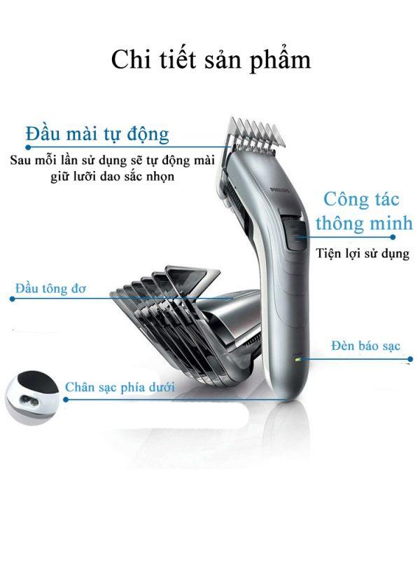 Tông đơ cắt tóc Philips QC5130 5