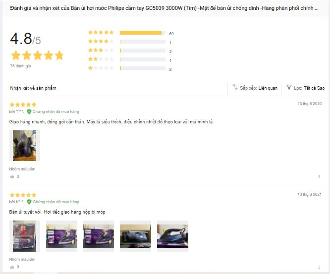 review-ban-ui-hoi-nuoc-chong-chay-philips-azur-elite-gc5039